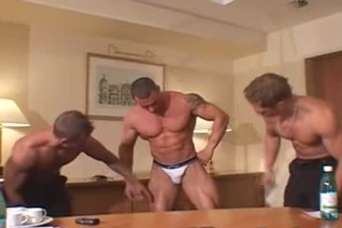 3 greater quantity kinky Muscle Posers