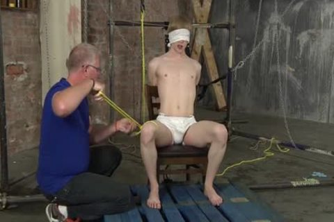 yummy old cum Thief Sebastian Kane Pegs The fine juvenile man