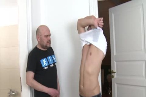 Straight twink Cocksucks old Trick For specie
