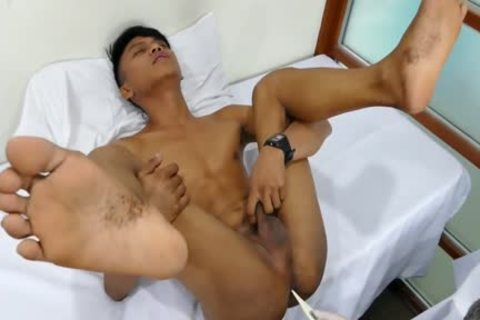 Daddy Mike hammers oriental lad Mikal