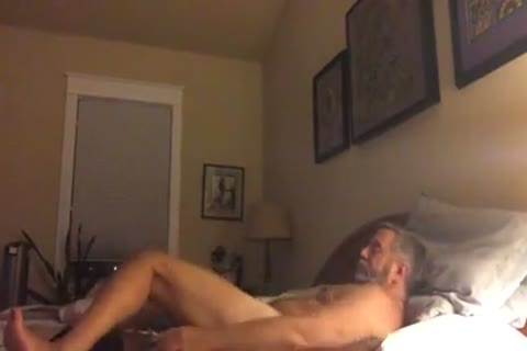 grand-dad couple On webcam