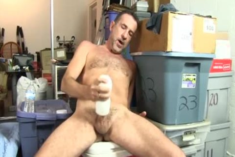 Victor Cody sex tool Stroking