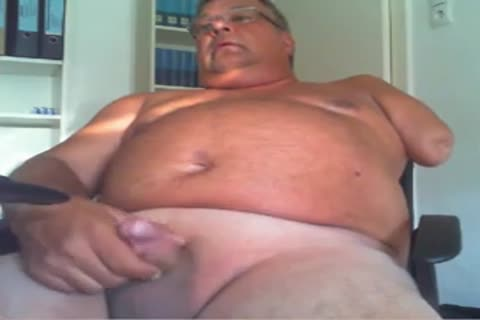 grandad jerk off