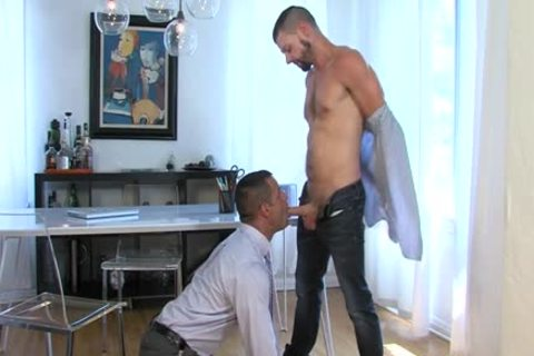 pumped up Hunks arse pounded