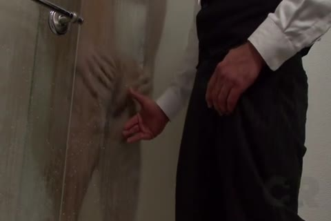 Shower slam With Daddy