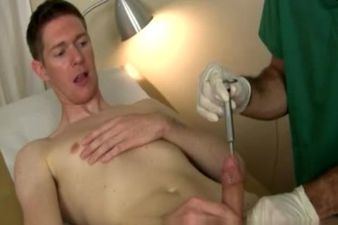 large Balls At Full Physical And Medical Exams Xxx homosexual today