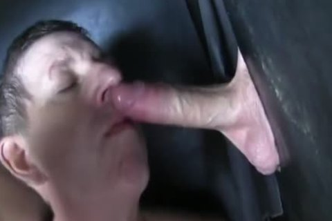 Super enormous Uncut 10-Pounder straight Aussie Max acquire's Sucked Off At The Gloryhole.