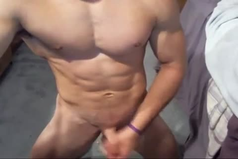 Sexy twink with monster weenie on cam jerkit ne