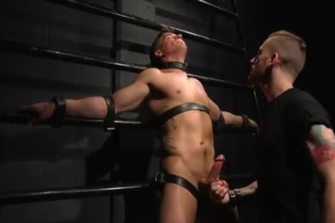 Straight man Wants merely bondage But that guy's Made
