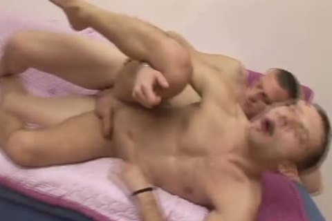 brutaly homo anal nailing And Cumswapping