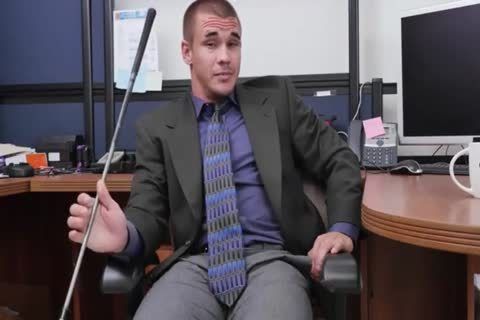 Office fuck gay