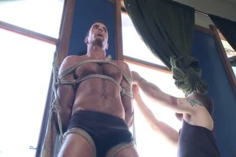big penis Muscled God Edged