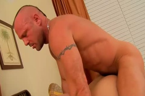 monstrous Daddys monstrous knob hammered And Gaped gay weenies ass