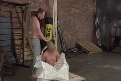 Sean Taylor Teaching Billy A Harsh ass Lesson In Dungeon HD foul Flicks - SpankBang