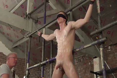 lascivious And Hungry For pain Billy gets A nice Lesson