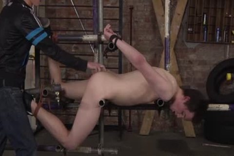 A serf master gets strong On Eli nice Teenage And delightsome arsehole