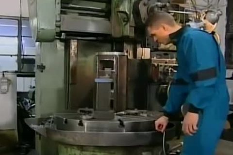 Factory Hunk Workers avid attractive And coarse homosexual Sex fuckfest