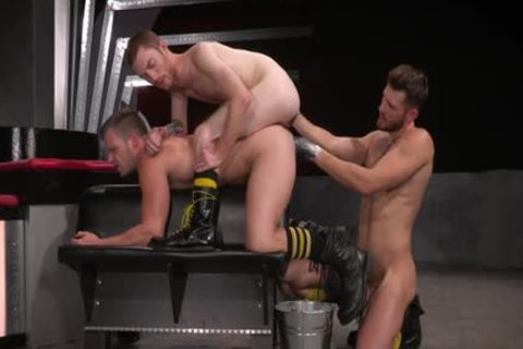 attractive Son Fetish With cumshot