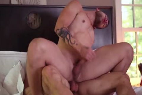 Muscle Son Foot Fetish With Facial