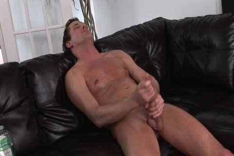 lusty stud likes To Jerk His pecker On Camera For Your joy