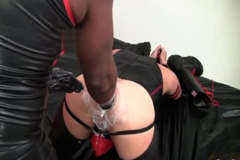 kinky wang Fetish And sex cream flow