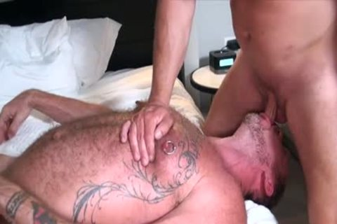 large pecker gay arse poke And ejaculation