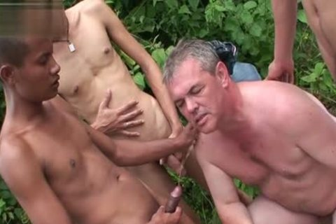 oriental Son urinate With ejaculation