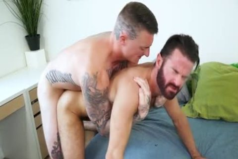 Muscle amateur bareback And Creampie