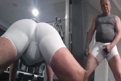 Cute Teen Gay Gym Sucking