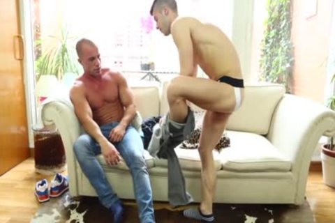 gigantic dick homosexual butthole job With Facial