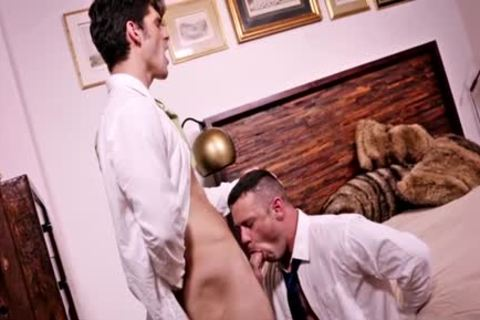 Muscle gay Flip Flop With ejaculation