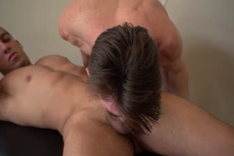 nasty gay blowjob With Massage