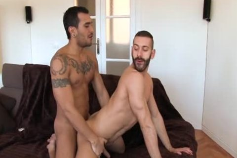 Lucio Saint And Italo Love Sex