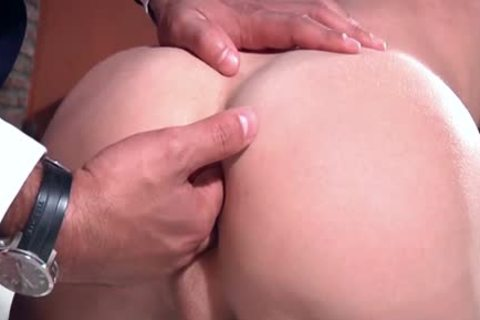 Muscle gay anal job And cumshot