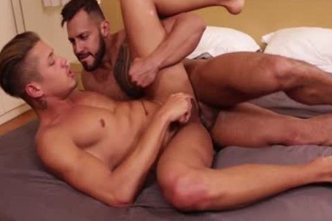 Latin homo butt fuck And cumshot