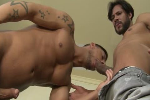 Latin Son oral With sperm flow