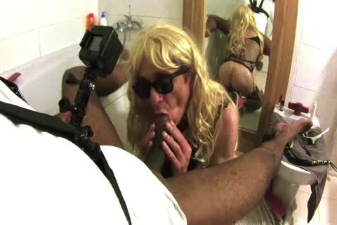 Sissy Mya drink suck Jack One Hour Since A long Time