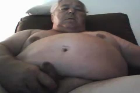 daddy man wank On webcam