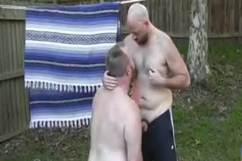 2 gays suck each other off factory clip