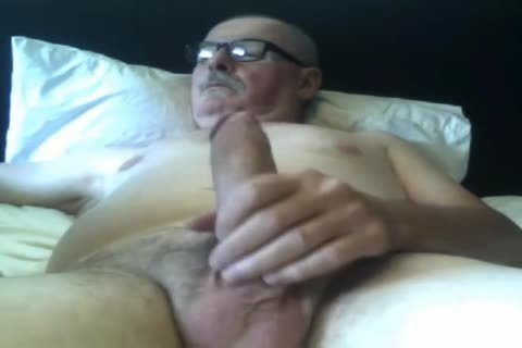 old man jack off On web camera