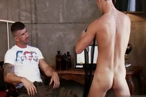 Muscle homo Foot Fetish And Facial