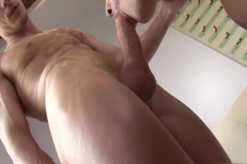 large penis gay Flip Flop And Facial