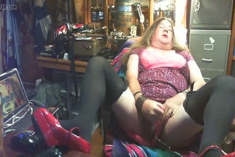 CD Crossdresser rod sperm