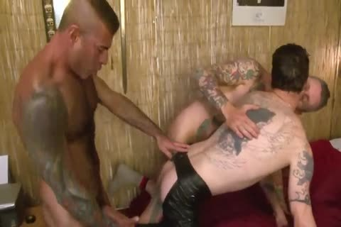 Double dickin scene three