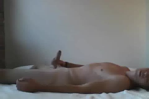 long Haired lad Cums On belly - Watch greater amount At Rawcams69.com