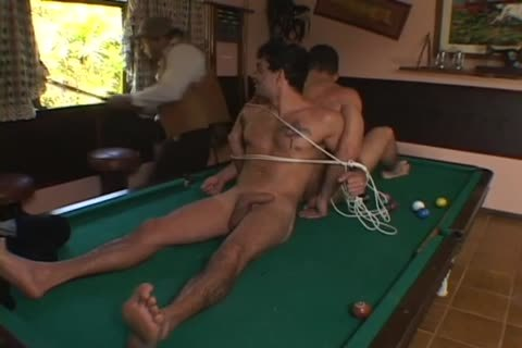 naked ass Bandidos - Scene three