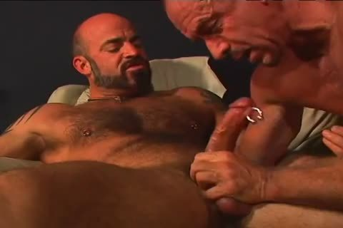 Excited nude bears scene 2 factory clip