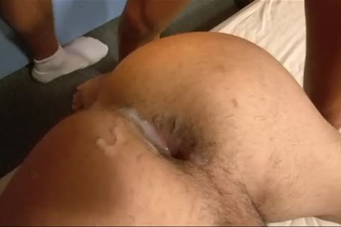unprotected anal Shots three - Scene 7