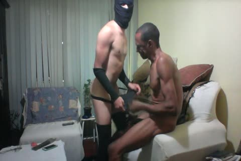 old chap And lad Interracial 2