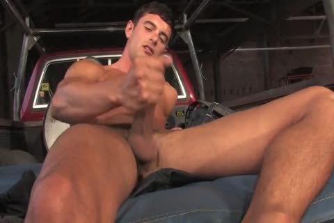 Donny Wright Solo Scene 1